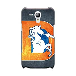 Protector Hard Phone Cases For Samsung Galaxy S3 Mini (YZa3776UrWg) Custom Stylish Denver Broncos 6 Skin