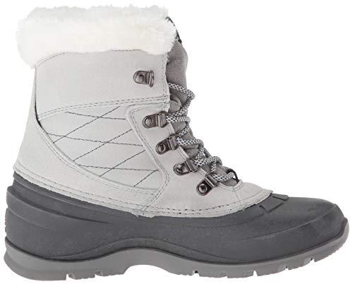 Pale Grey Snovalleyl Lgy Femme Bottes Blanc gris De lt Neige Kamik zwqC1UU