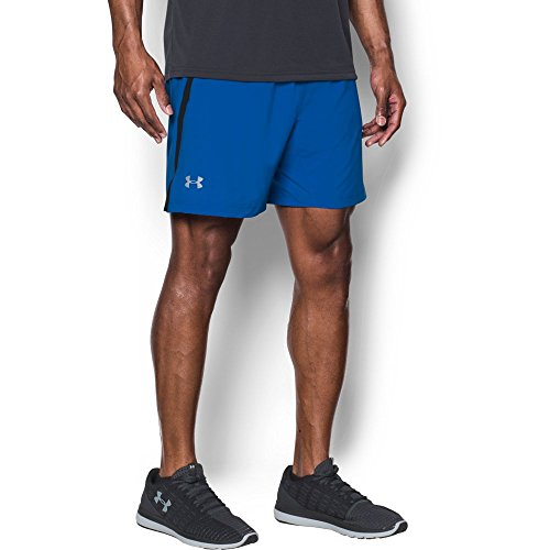 Under Armour UA Launch 2-in-1 SM Lapis Blue by Under Armour (Image #1)