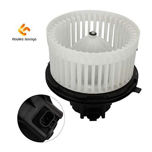 AC Heater Blower Motor w/Fan 52400424 700089 For Chevy Cadillac GMC Yukon Pickup Truck From Madlife Garage