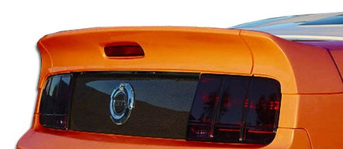 Duraflex ED-VWU-000 Dreamer Wing Trunk Lid Spoiler - 3 Piece Body Kit - Compatible For Ford Mustang 2005-2009 ()
