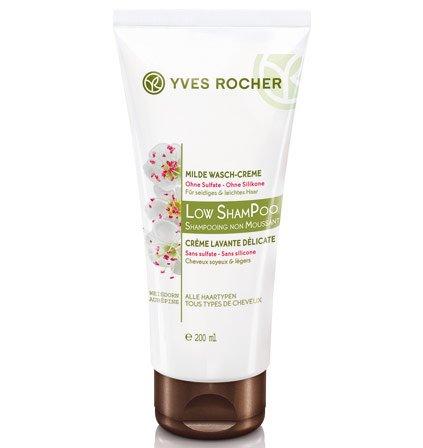 yves rocher low shampoo  Yves Rocher - Low Shampoo Milde lavabile crema: l' alternativa Milde ...