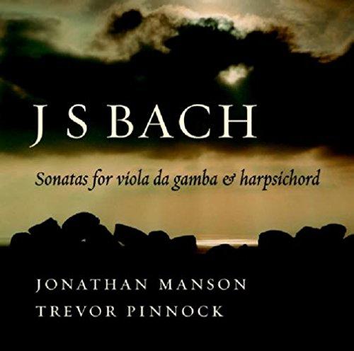 UPC 822252209327, Johann Sebastian Bach: Viola da Gamba Sonatas