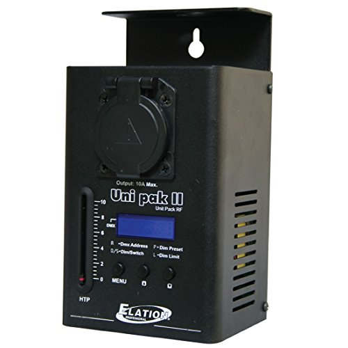 American Dj Uni Pak Ii Single Channel Dimmer by Elation Control
