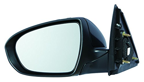 DEPO 323-5401L3EB Kia Optima Driver Side Non-Heated Power Mirror with Turn Signal Lamp