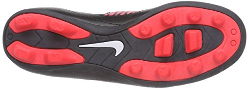 Nike Jr. Magista Ola FG-R Unisex-Kinder Fußballschuhe Schwarz (Black/Volt-Hyper Punch 076)