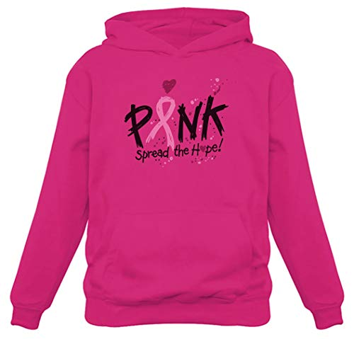 Tstars Breast Cancer Awareness Apparel - Women's Hoodie Large Pink