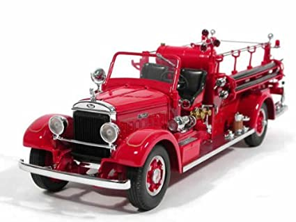 diecast model fire engines