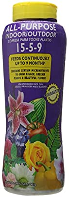 Dynamite 887776 Select All Purpose Plant Food, 2-Pound