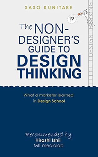 Amazon the non designers guide to design thinking what a the non designers guide to design thinking what a marketer learned in design school fandeluxe Image collections