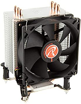 RAIJINTEK Rhea Procesador Enfriador - Ventilador de PC (Procesador ...