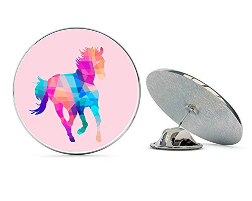 - NYC Jewelers Colorful Mustang Metal 0.75