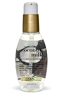 Coconut Milk Hair serum (dimethicone)
