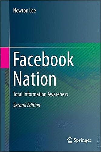 Download PDF Facebook Nation: Total Information Awareness