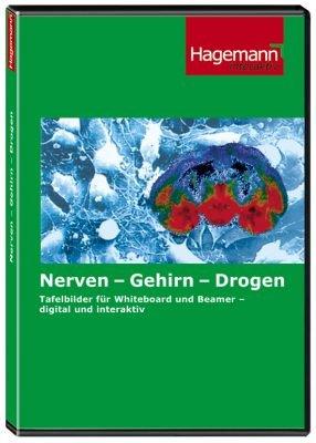 Nervios - Cerebro - Drogas - Interactivo Pizarra imágenes en CD ...
