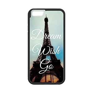 """Eiffel Tower Personalized Case for Iphone6 Plus 5.5"""", Customized Eiffel Tower Case"""