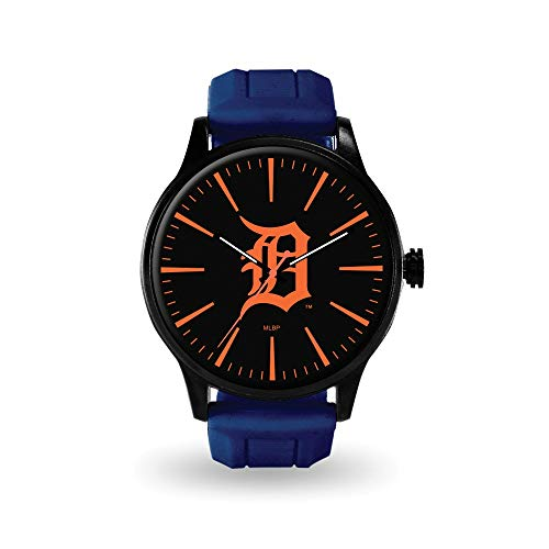 (Gifts Watches MLB Detroit Tigers Cheer Watch by Rico Industries)