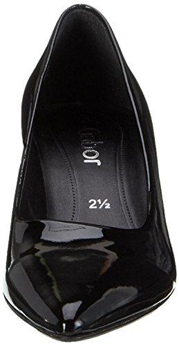 Gabor Shoes 61.25, Zapatos de Tacón Mujer Negro (schwarz +Absatz 77)