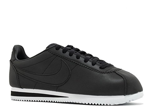 Black Se Trainers Cortez white Shoes Black 902801 Nike Sneakers Running Mens Classic E1wXxq4z