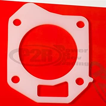 P2R Thermal Throttle Body Gasket for Honda 06 Civic Si