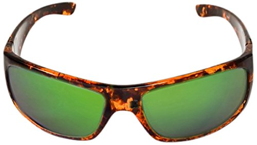 Ocean Waves Sunglasses Pablo Beach Ocean Waves Pablo Beach Sunglasses with Backwater Green Lenses), Tortoise Frame Frame, Backwater - Sun Waves Glasses Ocean