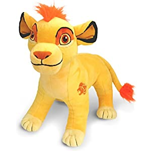 Jay Franco Kion Plush Stuffed Pillowbuddy Super Soft Polyester Microfiber – (Official Disney Product), Lion Guard