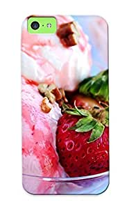 Crazylove 547531b2542 Case Cover Skin For Iphone 5c (ice Cream )/ Nice Case With Appearance