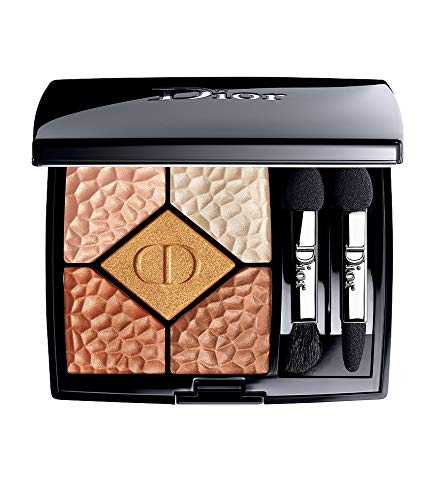 Dior 2019 Summer Wild Earth 5 Couleurs Eyeshadow Palette - Sienna No. 696 (Best Cheap Eyeshadow Palette 2019)
