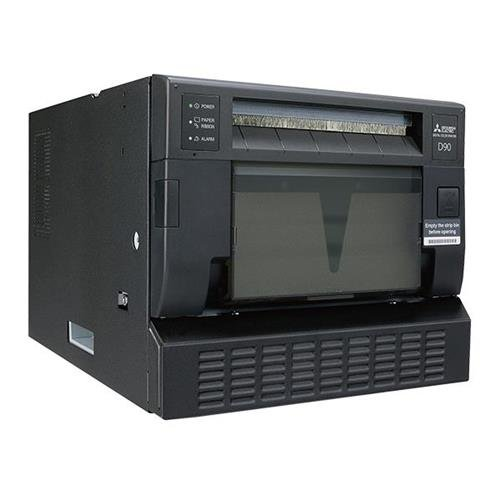 Mitsubishi CP-D90DW Hi-Tech Dye-Sub Photo Printer by Mitsubishi