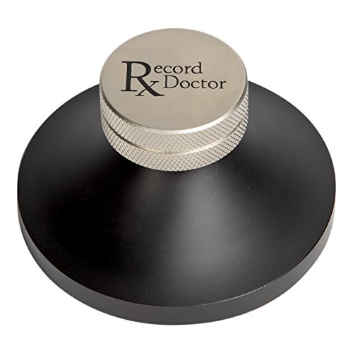 (Record Doctor Record Clamp (Black) )