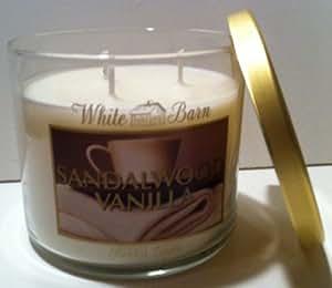 Amazon.com: Bath & Body Works White Barn Sandalwood ...