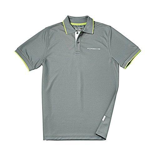 Genuine Porsche Wicking Golf Polo Shirt - Size - Golf Shirt Porsche