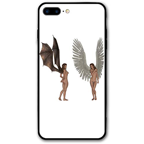 Cool Halloween Fantasy Naked Angel Devil iPhone 8