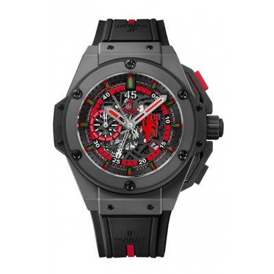 Hublot King Power Chrono Auto Black Ceramic - 716.CI.1129.RX.MAN11