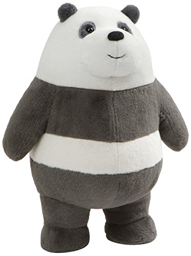 GUND Cartoon Network We Bare Bears Standing Panda Plush, 11