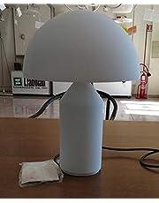 Bordslampa Oluce Atollo – opalglas, 236