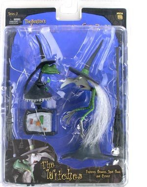 Tim Burton's Nightmare Before Christmas; the Witches Figure