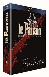 Le Parrain - Le Coffret [Francia] [Blu-ray]