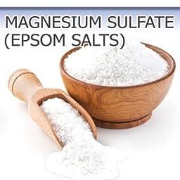 Magnesium Sulfate (Epsom Salts) (19lbs)