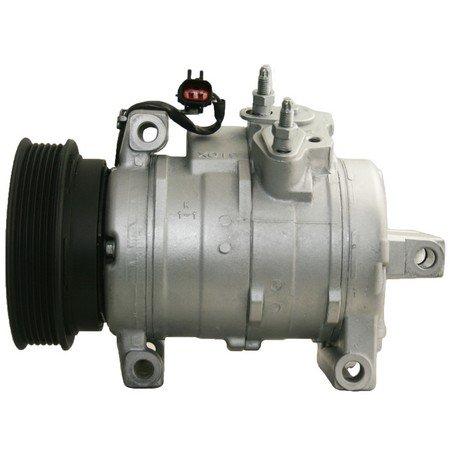 TCW 32765.6T1 A/C Compressor and Clutch (Tested Select)