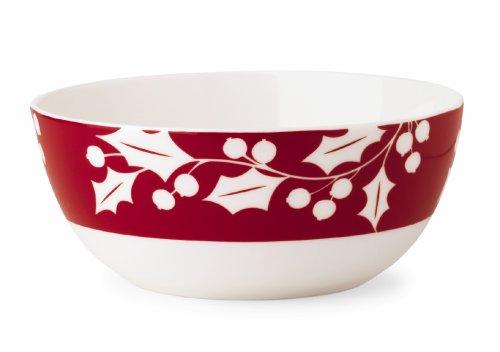 Lenox Holly Silhouette - Lenox Holly Silhouette All Purpose Bowl