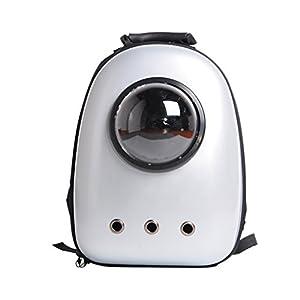 Cat Bag Pet Outing Package Cat Carrying Case Shoulder Dog Bag Dog Backpack Cat Backpack Space Pet Bag (Color : 1) Click on image for further info.