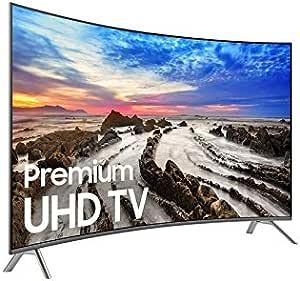 "Samsung Smart TV 65"" 4K UHD UN65MU850DFXZA (Renewed)"