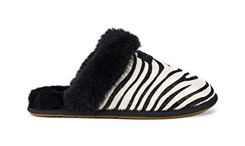 UGG - SCUFFETTE II EXOTIC - zebra