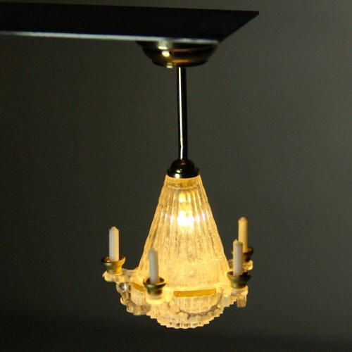 Plafonnier LED Miniature pour Maison de Poupée grosses ...