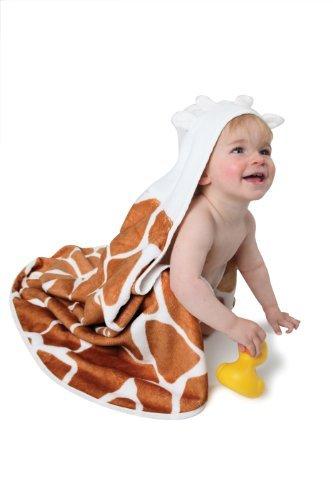 Cuddledry Cuddlesafari Toddler Towel by Cuddledry   B01MZY1PAJ