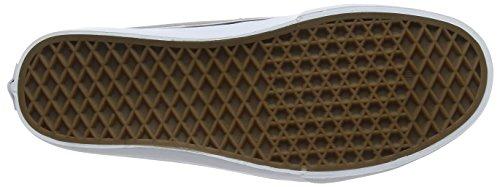 Vans Chauffeur Sf (lavato Nero) Scarpe Da Skate Mens (c & L) Pioviggine