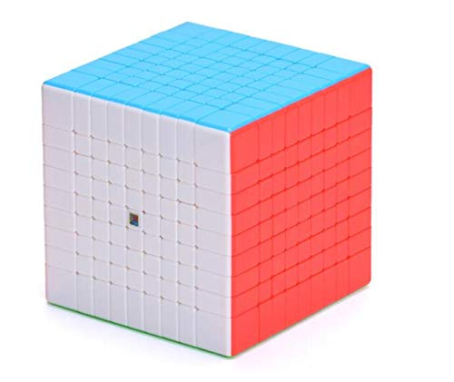 CuberSpeed Cubing Classroom MF9 stickerelss Speed Cube Mofang Jiaoshi MF9 Magic Cube
