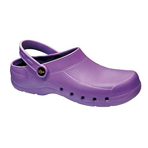 Dian Eva - zuecos anatómicos - violeta