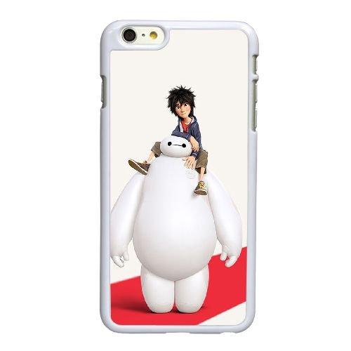 W4N32 Big Hero 6 Plus Q3S4LN coque iPhone 5.5 pouces cas de couverture de téléphone portable coque blanche WU3JSM3SP